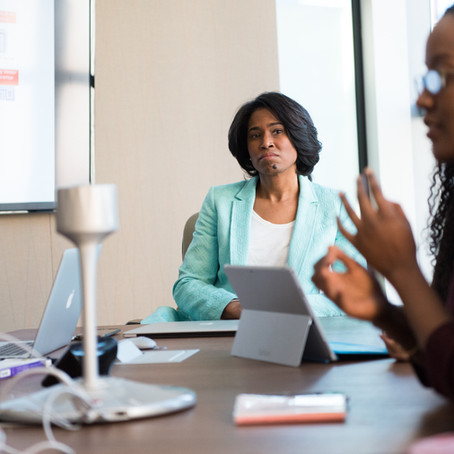 Introvert, Don't Kill My Vibe - 4 Tips to slaying a job interview