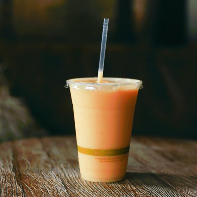 ORANGE serenità, entusiasmo, allegria - arancia, carota, limone