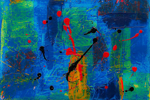 July 21 - Abstract painting