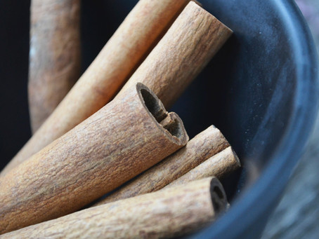 Cinnamon for healthy blood sugar