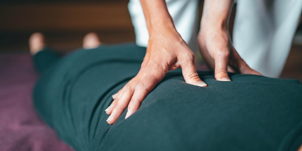 Valentinsspecial - Massage Workshop für Zwei