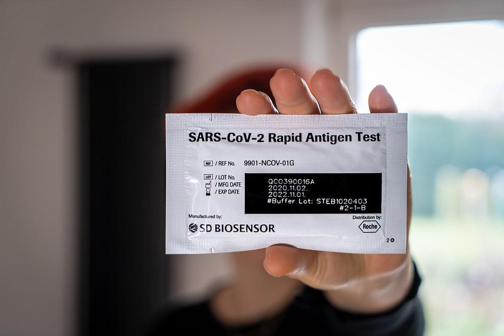 roche sars cov 2 rapid antigen test corona sneltest zelftest