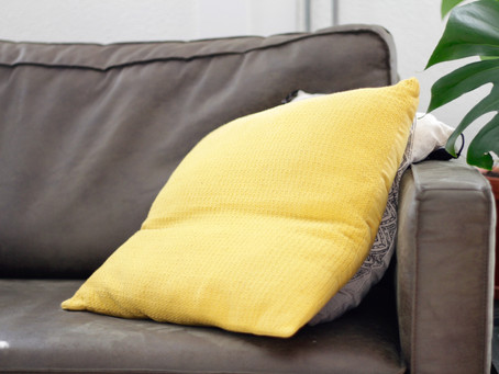 How to Deep Clean Your Sofa - Fabric, Suede, Leather