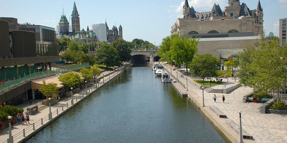 Workshop: planejamento de carreira, financeiro, tributário no Canadá e mais. 14/Nov/20