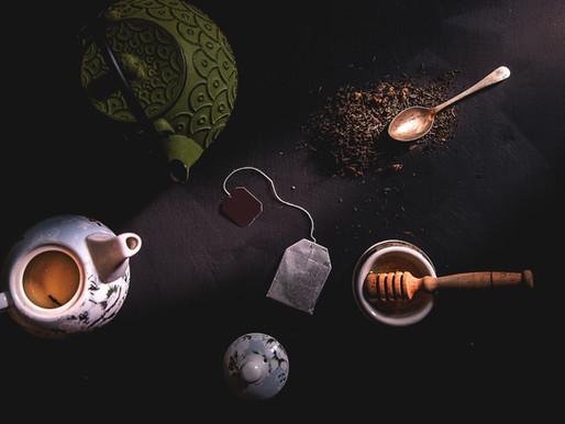 Gynekologické čaje
