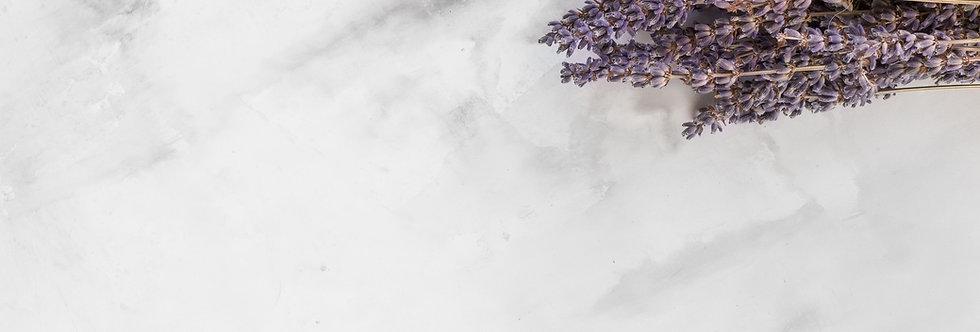 LAVENDER & YLANG YLANG SCENTED CANDLE