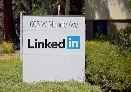LinkedIn office milestone