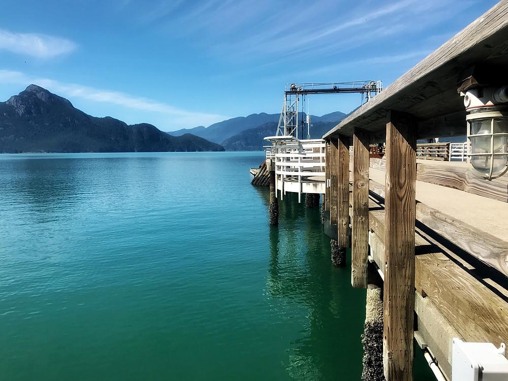 Porteau Cove British Columbia