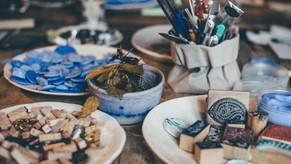 Plastic Free July #1: Craft Supplies