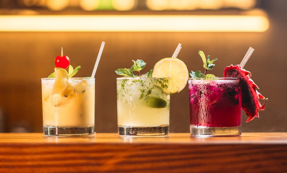 cocktail jus de fruit