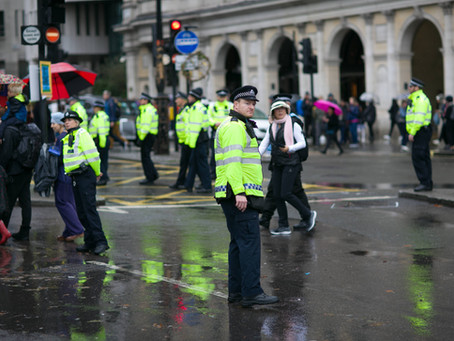 Is it now time for the British police to seek the right to take industrial action?