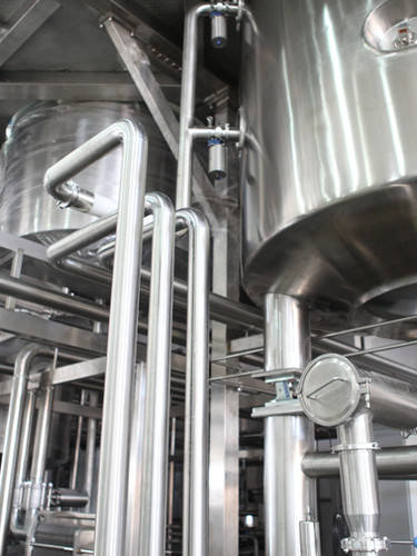 Fermenters & reactors for aseptic Production