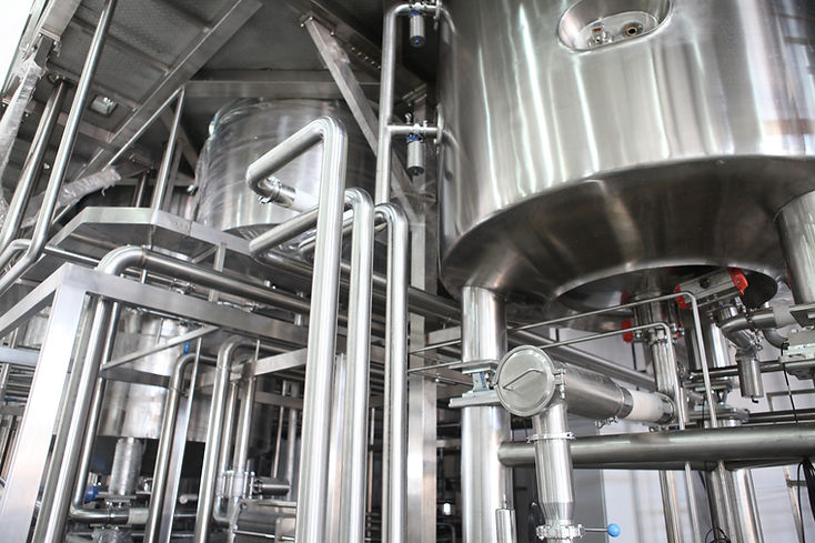industrial food processing chemical management