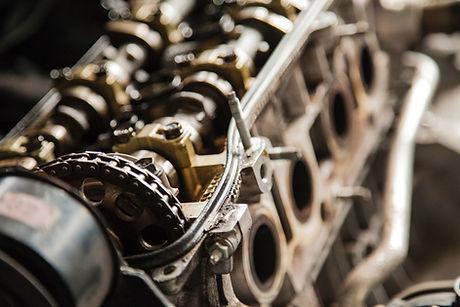 machine close up
