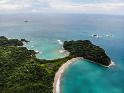 Manuel Antonio National Park - the most visited park in Costa Rica