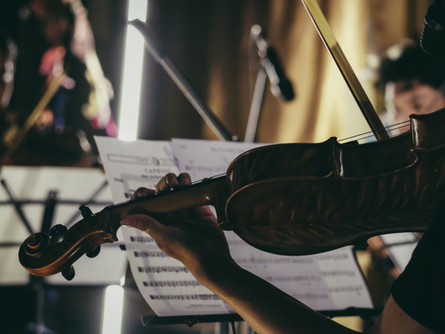 Chamber Ensemble Program