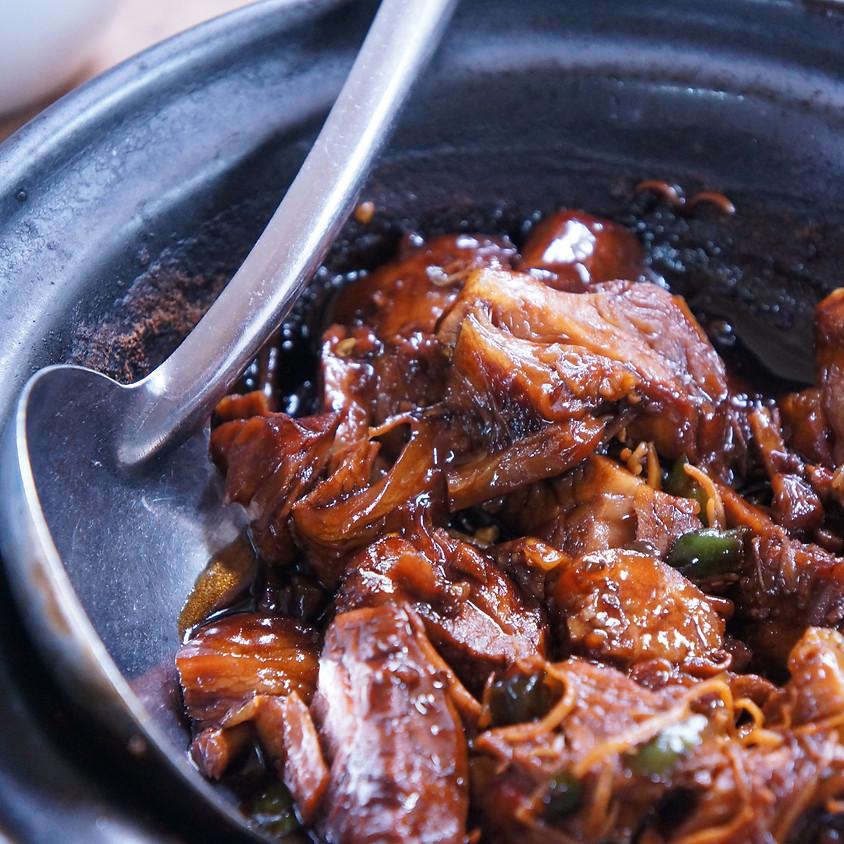 Beef Bourguignon ~ 4 pm