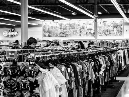 The Ripple Of Thrift Shopping: Can It Last A Little Longer?