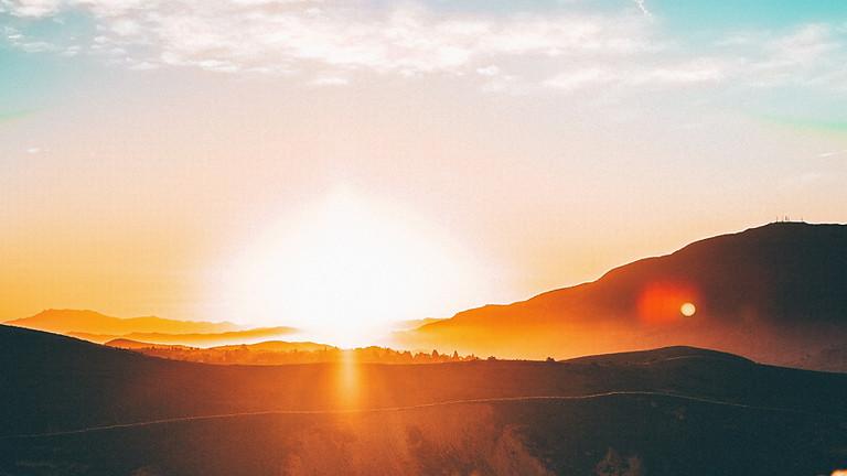Sonnenaufgang auf dem Altkönig