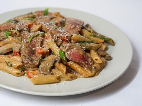 Recipe: Steak Puttanesca