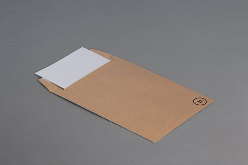 Occupant Record Envelopes