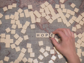 Hope - the Words of a Wise Headteacher