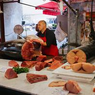 Market Fish in Palermo