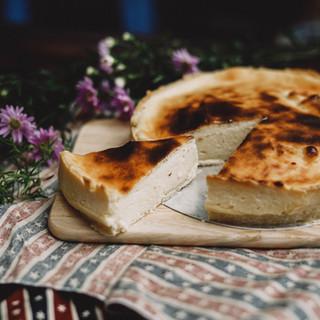 קיש גבינות פטה ושמנת