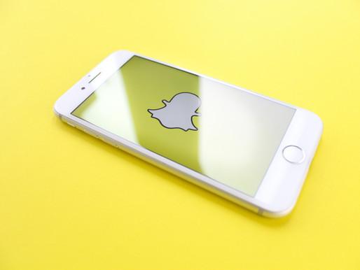 Snapchat Nutzung