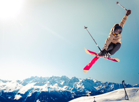 How to Ski With Confidence – Tactics