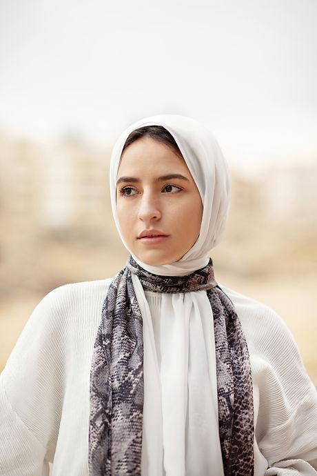 Premium  Cotton Hijab