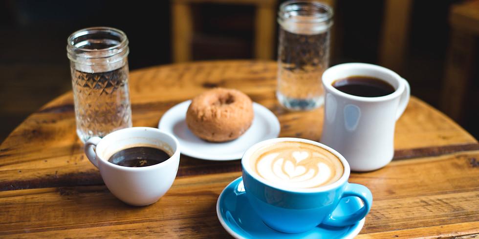 Heißer Kaffee!