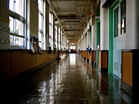 Passive Fire Protection within Schools