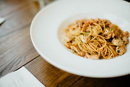 Chicken pasta with mushrooms M