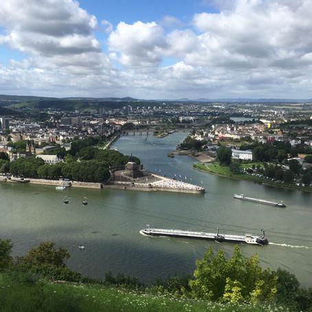 4 Wonderful Countries on the Rhine