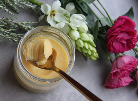 How to make ghee (liquid gold) and its' benefits.