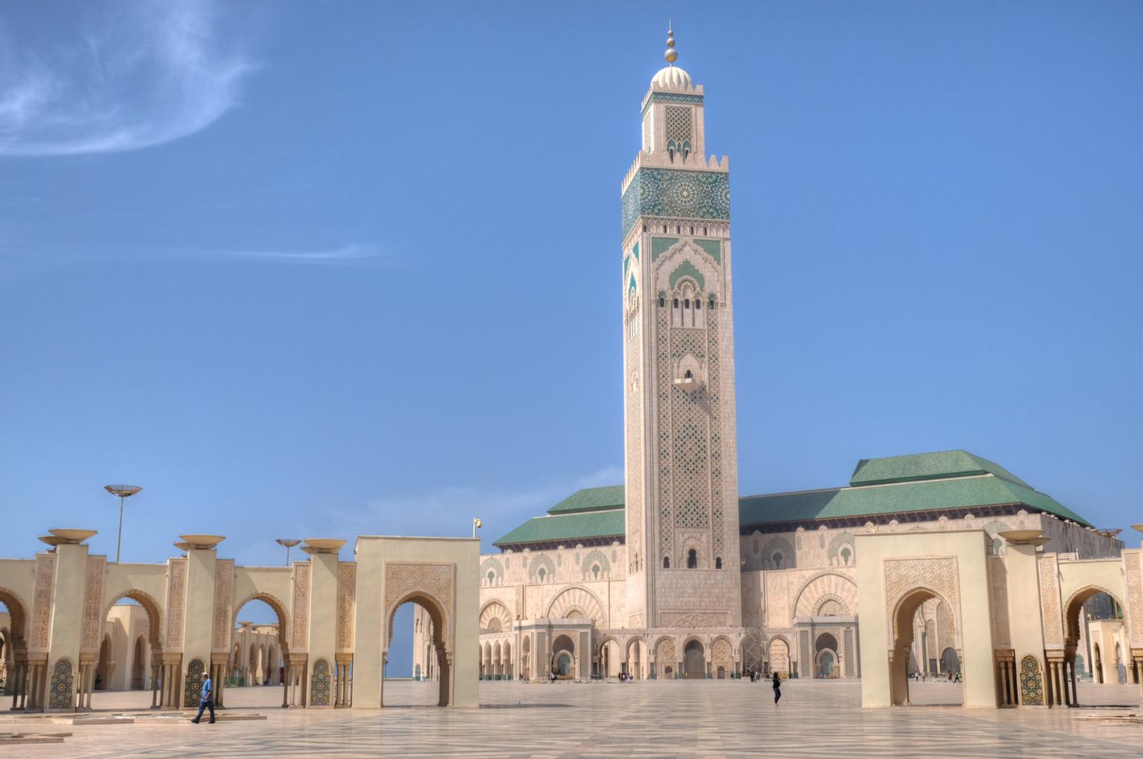 Une architecture impressionnante