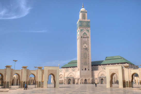 Immerse yourself in Moroccan culture and architecture