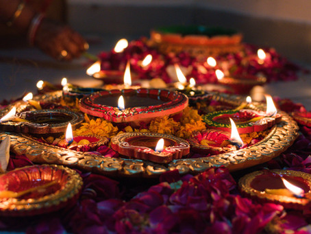 Mum's Special Diwali Feast!