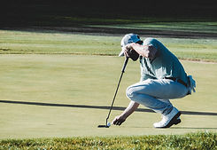 Pro level golf competitions held on the 18 hold championship golf course at Hidden Valley resort country club 50 minutes from Melbourne