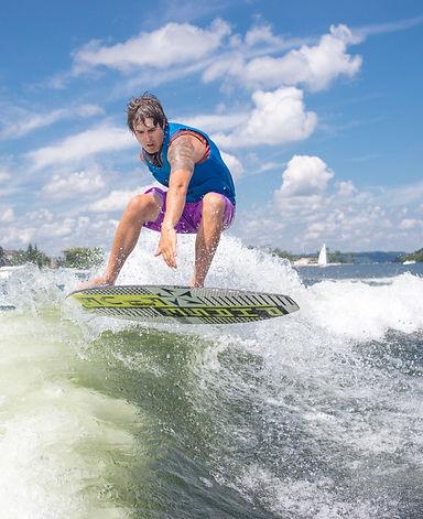 wakeboard al poetto