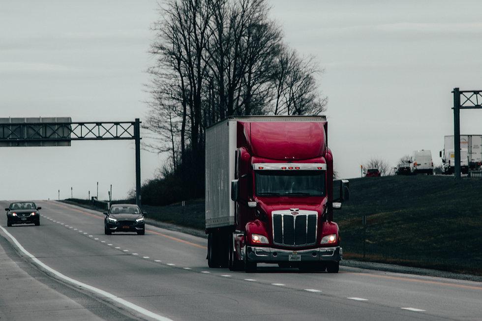 Red Western Star Semi Truck Repair | Quality Truck and Tire | Clare, MI 48617