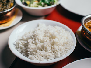 Trying to cut down on rice? Here are tips that can help.