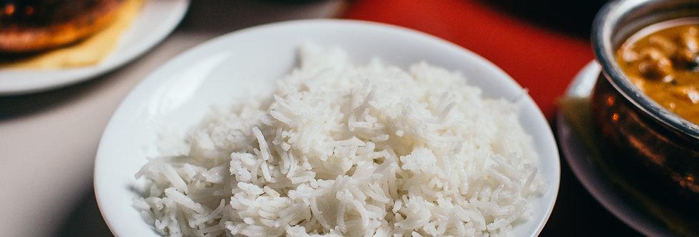 Organic White Basmati Rice (2 lb)