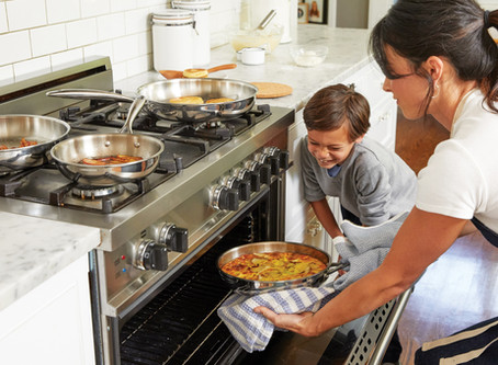 HOW IMPROVING YOUR COOKING SKILLS ENHANCES YOUR LIFE OVERALL