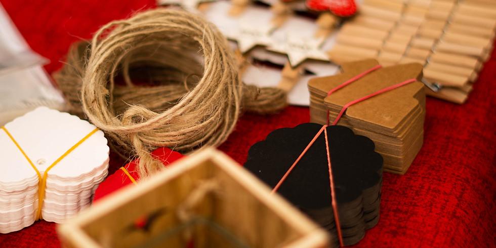 Bonds/Homeschool-Christmas Craft