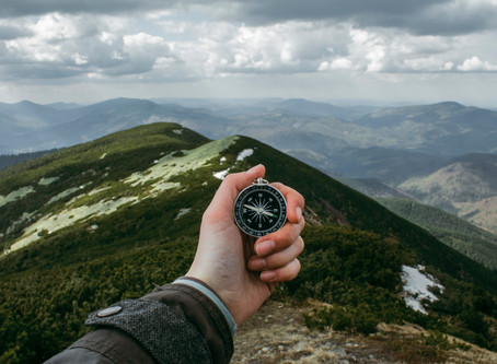 3 steps to keeping your inner compass straight regardless of outer circumstances