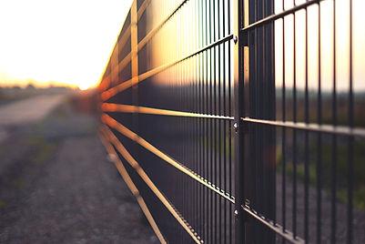 V-mesh security fencing derby