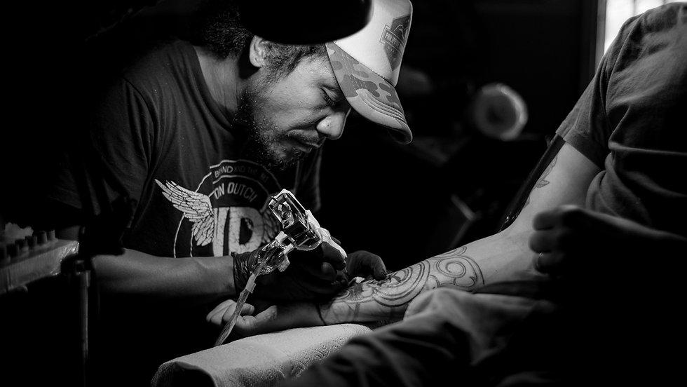 rockstar tattoo