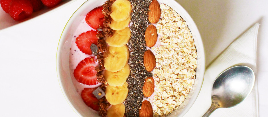 Berry Chia Pudding Recipe